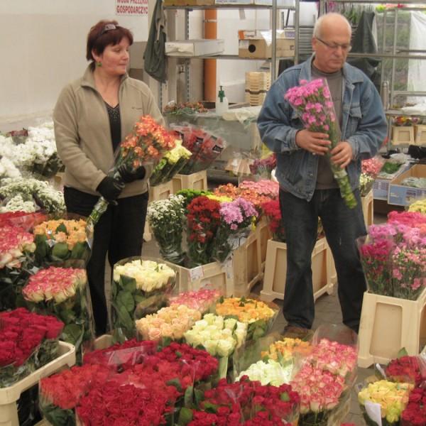 sprzedaż kwiatów kraków
